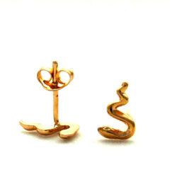 Serpents – Boucles d'oreilles