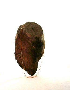 Chaîne plaqué or 55 cm – Mailles fines gourmette limée 1,5 mm