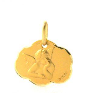 Ange Raphaël Nuage Augis - Médaille en or 750/1000
