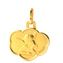 Ange Raphaël Augis – Médaille en or 750/1000