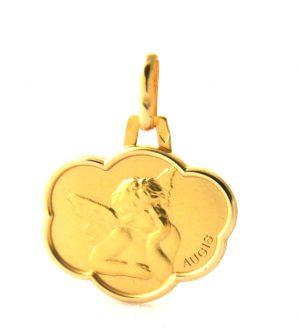 Ange Raphaël Augis - Médaille en or 750/1000