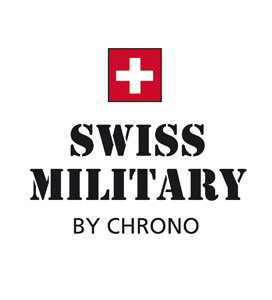 Montre homme chronographe noire – Swiss Military