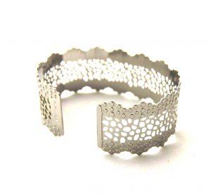 Bracelet manchette ruban - Themata
