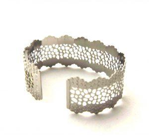 Bracelet manchette ruban – Themata