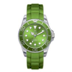 Lola Carra Montre femme collection Swing vert