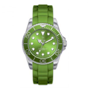 Montre femme collection Swing vert - Lola Carra
