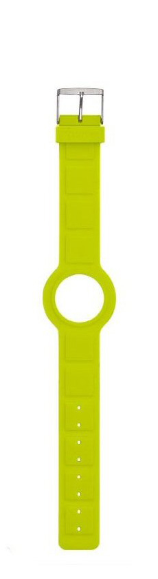 Themata - Bracelet anis en silicone soft