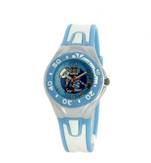 Montre garçon collection Action Kids bicolore - Serge Blanco