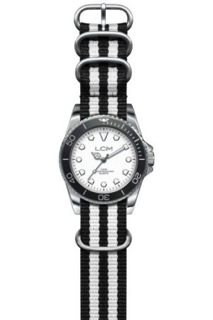 Montre homme collection Swing LCM bicolore - Lola Carra