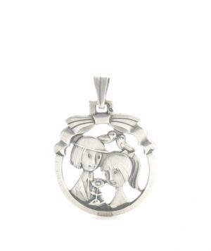 Médaille des amoureux de Peynet en argent