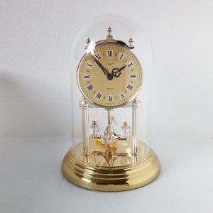 Pendule 400 jours à cristal 23x15cm