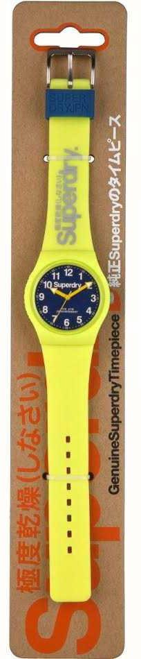 superdry jaune